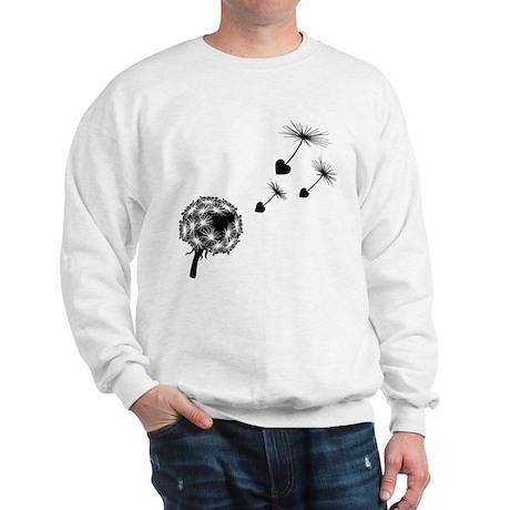 Dandelion Love Sweatshirt