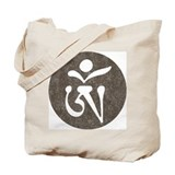 Buddhism Regular Canvas Tote Bag