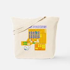 Unique Atp Tote Bag