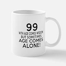 99 Awesome Birthday Designs Mug