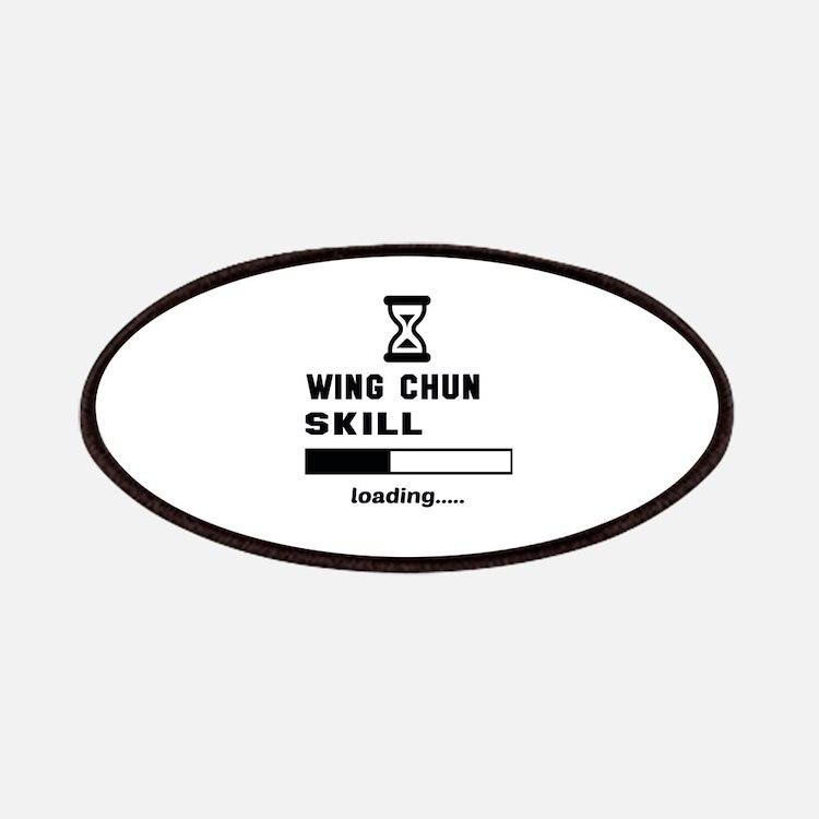 Wing Chun Skill Loading..... Patch