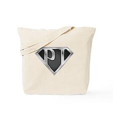 SuperP.I.(metal)  Tote Bag