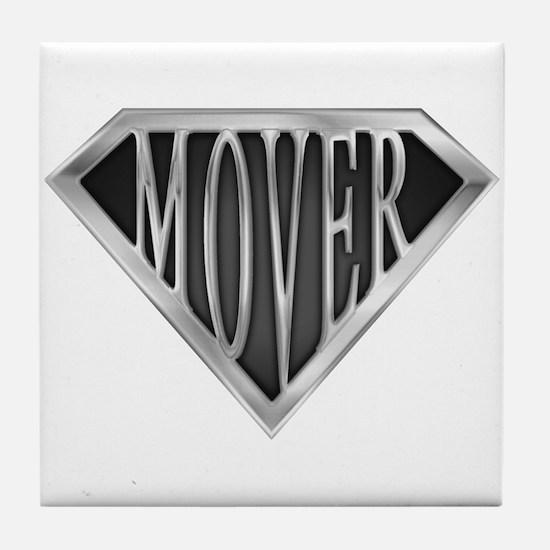 SuperMover(metal) Tile Coaster