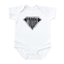 SuperMover(metal)  Infant Bodysuit