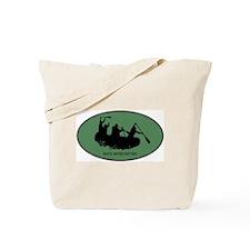 White Water Rafting (euro-gre Tote Bag