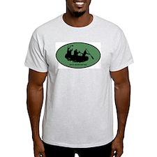 White Water Rafting (euro-gre T-Shirt