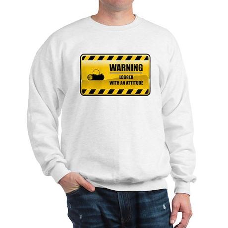 Warning Logger Sweatshirt