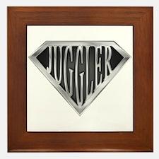 SuperJuggler(metal) Framed Tile