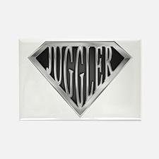 SuperJuggler(metal) Rectangle Magnet