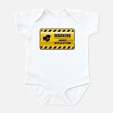 Warning Linguist Infant Bodysuit