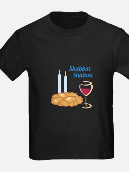 Shabbat Shalom T-Shirt