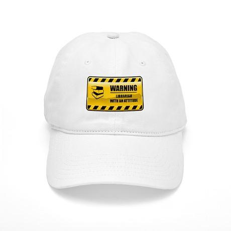 Warning Librarian Cap