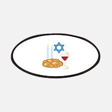 Jewish Shabbot Patch