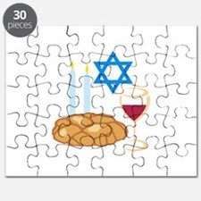 Jewish Shabbot Puzzle