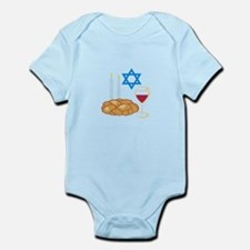 Jewish Shabbot Body Suit