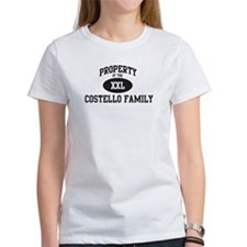 Property of Costello Family Tee