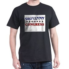 GIOVANNY for congress T-Shirt