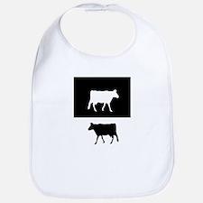 Cows Bib