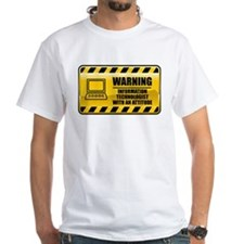 Warning Information Technologist Shirt