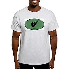 Mens Diving (euro-green) T-Shirt