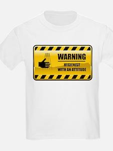 Warning Hygienist T-Shirt