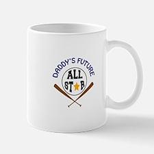 Daddys Future All Star Mugs