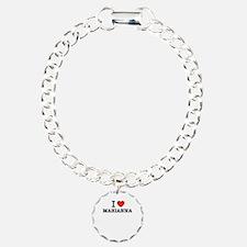 I Love MARIANNA Bracelet