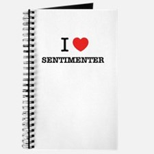 I Love SENTIMENTER Journal