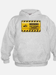 Warning Heavy Equipment Operator Hoodie
