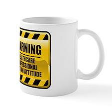 Warning Healthcare Professional Mug