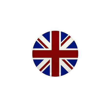 British Mini Button