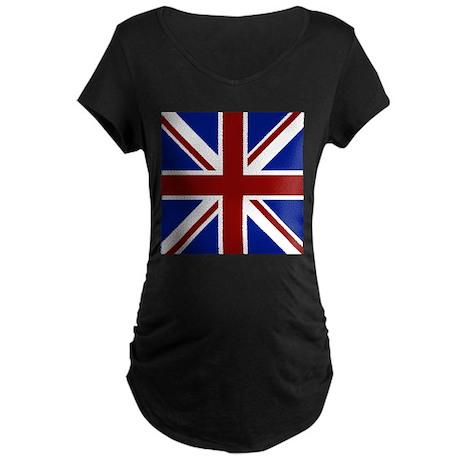 British Maternity Dark T-Shirt