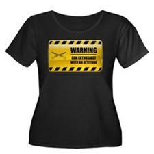 Warning Gun Enthusiast T