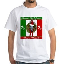 Donkey Buon Natale Christmas Shirt