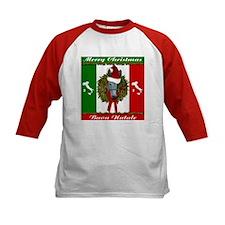 Donkey Buon Natale Christmas Tee
