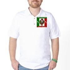 Donkey Buon Natale Christmas T-Shirt