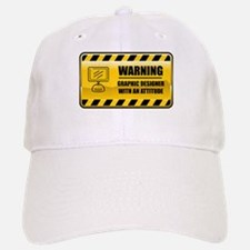 Warning Graphic Designer Hat