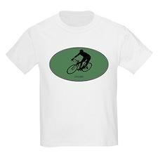 Cycling (euro-green) T-Shirt