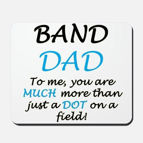 Band Dad Mousepad