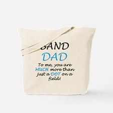 Band Dad Tote Bag
