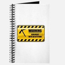 Warning Geologist Journal