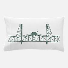 Hawthorne Bridge Pillow Case