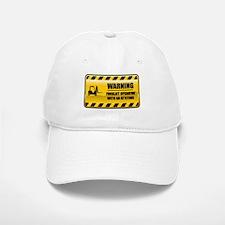 Warning Forklift Operator Baseball Baseball Cap