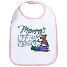 Mommy's Little Sledder Bib