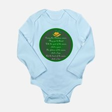 An Irish Christmas Blessing Body Suit