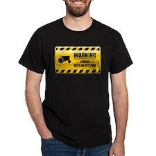 Warning Farmer T-Shirt