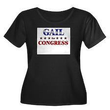 GAIL for congress T