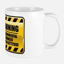 Warning Environmental Engineer Mug