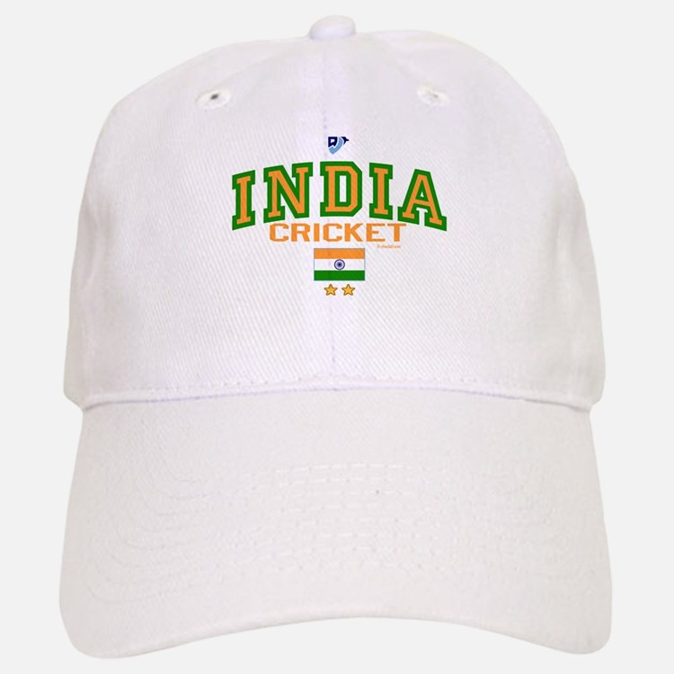 IN India Indian Cricket Baseball Baseball Cap