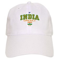 IN India Indian Cricket Baseball Cap